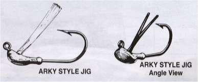 ARKY STYLE JIGS