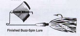 BUZZ SPIN LURE